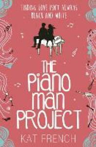 The Piano Man Project - Kat French - cover