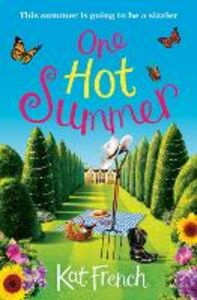 Ebook in inglese One Hot Summer French, Kat