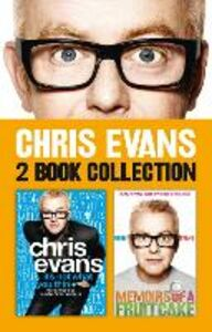 Foto Cover di It's Not What You Think and Memoirs of a Fruitcake 2-in-1 Collection, Ebook inglese di Chris Evans, edito da HarperCollins Publishers