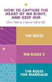 Rules 3-in-1 Collection: The Rules, The Rules 2 and The Rules for Marriage