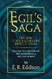 Foto Cover di Egil's Saga, Ebook inglese di E. R. Eddison, edito da HarperCollins Publishers