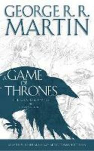 A Game of Thrones: Graphic Novel, Volume Three - George R. R. Martin - cover