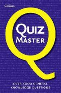Ebook in inglese Collins Quiz Master Collins