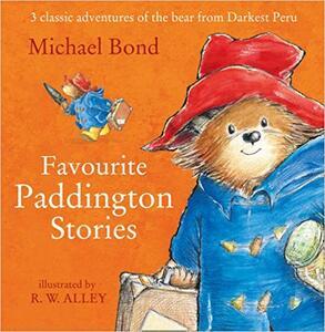 Favourite Paddington Stories - Michael Bond - cover