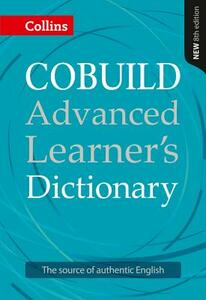 Collins COBUILD Advanced Learner's Dictionary - cover