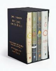 The Lord of the Rings Boxed Set - J. R. R. Tolkien - cover