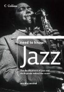 Foto Cover di Jazz (Collins Need to Know?), Ebook inglese di Bob Blumenthal, edito da HarperCollins Publishers