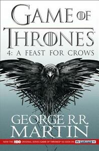 A Feast for Crows - George R. R. Martin - cover
