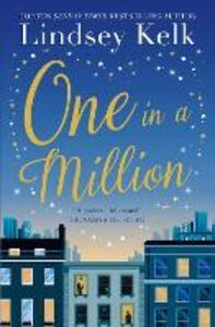 One in a Million - Lindsey Kelk - cover