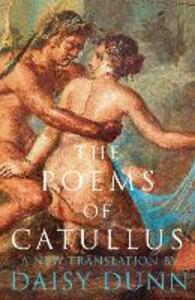 The Poems of Catullus - cover