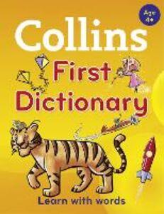 Foto Cover di Collins First Dictionary, Ebook inglese di Collins Dictionaries, edito da HarperCollins Publishers