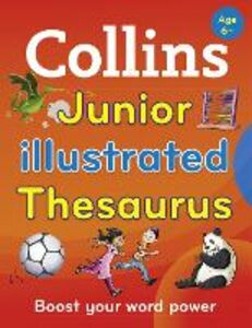 Foto Cover di Collins Junior Illustrated Thesaurus, Ebook inglese di Collins Dictionaries, edito da HarperCollins Publishers