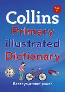 Ebook in inglese Collins Primary Illustrated Dictionary (Collins Primary Dictionaries) -, -