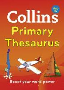 Ebook in inglese Collins Primary Thesaurus (Collins Primary Dictionaries) Dictionaries, Collins