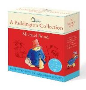 A Paddington Collection - Michael Bond - cover