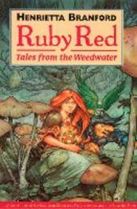 Foto Cover di Ruby Red, Ebook inglese di Henrietta Branford, edito da HarperCollins Publishers