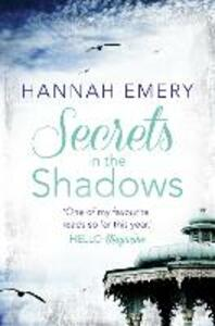 Secrets in the Shadows - Hannah Emery - cover