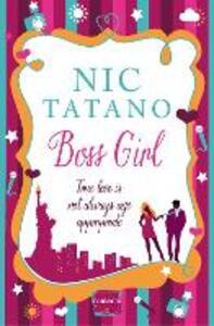 Boss Girl - Nic Tatano - cover