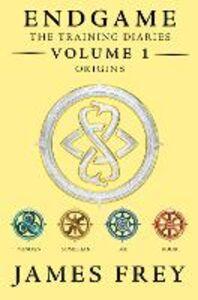Foto Cover di Origins (Endgame: The Training Diaries, Book 1), Ebook inglese di James Frey, edito da HarperCollins Publishers