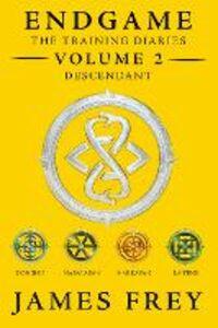 Ebook in inglese Descendant (Endgame: The Training Diaries, Book 2) Frey, James