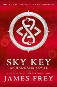 Sky Key - James Frey - cover