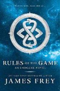 Ebook in inglese Endgame 3 Frey, James