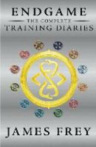The Complete Training Diaries (Origins, Descendant, Existence) - James Frey - cover