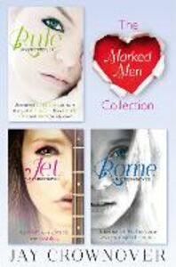 Ebook in inglese Marked Men 3-Book Collection: Rule, Jet, Rome Crownover, Jay