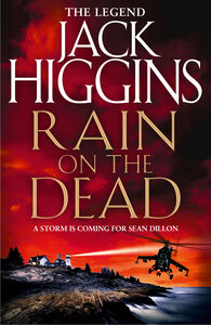 Ebook in inglese Rain on the Dead (Sean Dillan Series, Book 21) Higgins, Jack