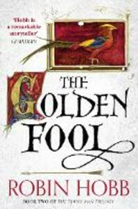 The Golden Fool - Robin Hobb - cover