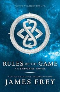 Rules of the Game - James Frey - cover