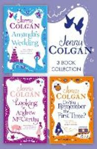 Ebook in inglese Jenny Colgan 3-Book Collection: Amanda's Wedding, Do You Remember the First Time?, Looking For Andrew McCarthy Colgan, Jenny