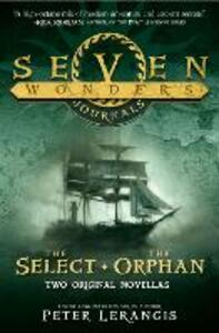 The Select and The Orphan - Peter Lerangis - cover