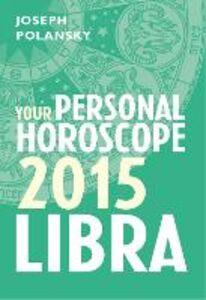 Foto Cover di Libra 2015, Ebook inglese di Joseph Polansky, edito da HarperCollins Publishers