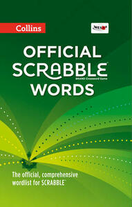 Collins Official Scrabble Words: The Official, Comprehensive Wordlist for Scrabble (TM) - Collins Dictionaries - cover