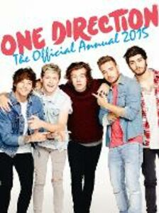 Ebook in inglese One Direction: The Official Annual 2015 Direction, One