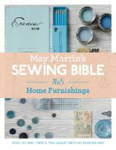 Ebook in inglese May Martin's Sewing Bible e-short 5: Homeware Martin, May
