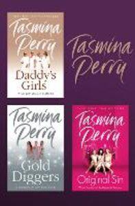 Foto Cover di Tasmina Perry 3-Book Collection, Ebook inglese di Tasmina Perry, edito da HarperCollins Publishers