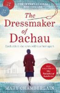 The Dressmaker of Dachau - Mary Chamberlain - cover