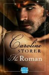 The Roman - Caroline Storer - cover