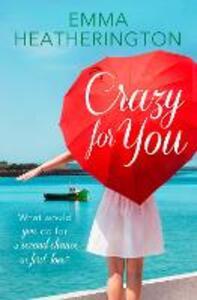 Crazy For You - Emma Heatherington - cover