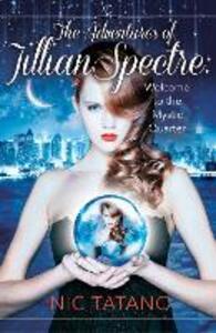 The Adventures of Jillian Spectre - Nic Tatano - cover