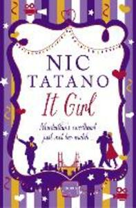 It Girl - Nic Tatano - cover