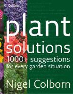 Foto Cover di Plant Solutions, Ebook inglese di Nigel Colborn, edito da HarperCollins Publishers