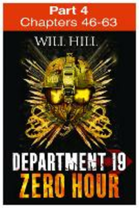 Ebook in inglese Zero Hour: Part 4 of 4 (Department 19, Book 4) Hill, Will