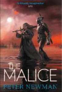 Ebook in inglese The Malice Newman, Peter