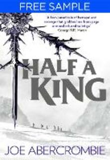 Half a King: free sampler (Shattered Sea, Book 1)