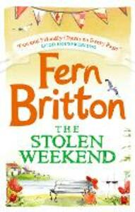 The Stolen Weekend (Short Story) - Fern Britton - cover