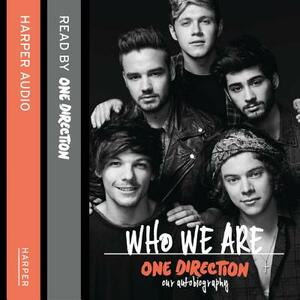 One Direction: Who We are: Our Official Autobiography - One Direction - cover