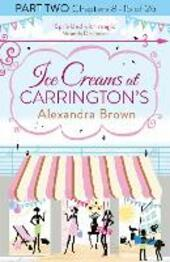 Ice Creams at Carrington's, Part 2, Chapters 8–15 of 26